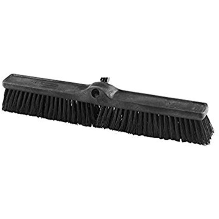 """Plastic Broom Head 24"""" Rubbermaid Rough-Surface Heavy-Duty Sweep Office Home New #RubbermaidCommercialProducts"""