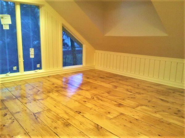 Plank Flooring For Attic Remodel Atticrenovationrailings