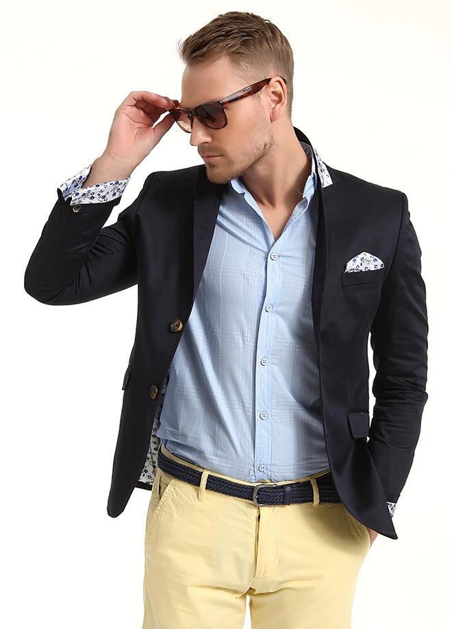 Sateen Men Pamuk saten ceket Markafonide 239,90 TL yerine 119,99 TL! Satın almak için: http://www.markafoni.com/product/3797800/