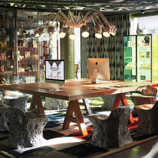 Chambres design, brunch & restaurant insolite à Lyon | Mama Shelter