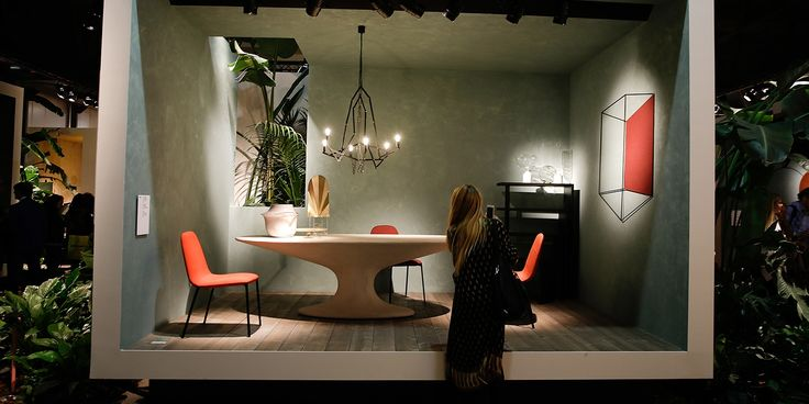 10 imágenes de la Feria del Mueble Milán 2016   Mundo   INFOnews