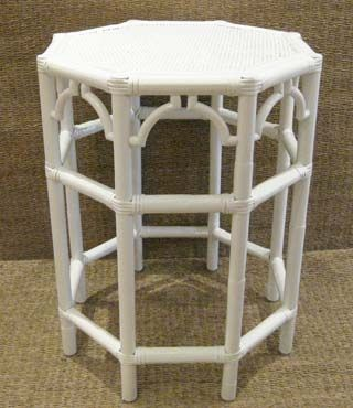 My Island Home - Chinois Octagonal Side Table