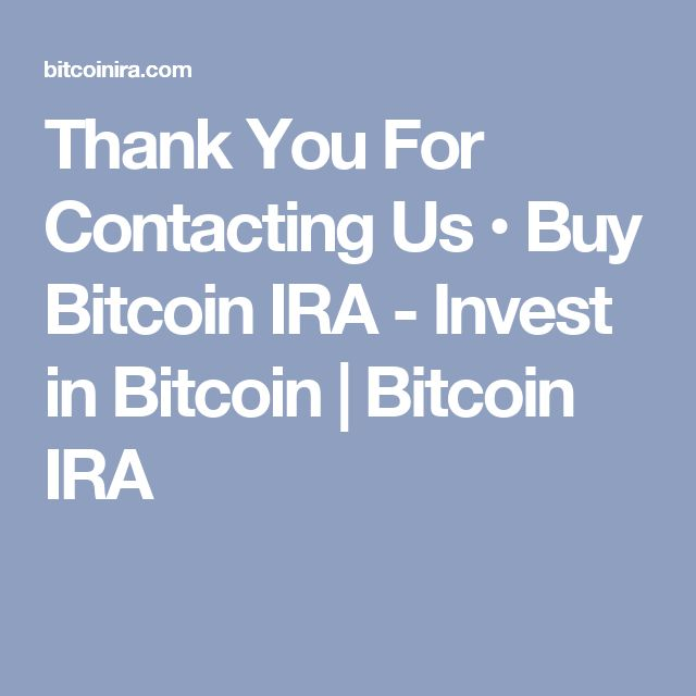 Best 20 buy bitcoin ideas on pinterest thank you for contacting us buy bitcoin ira invest in bitcoin bitcoin ira ccuart Gallery