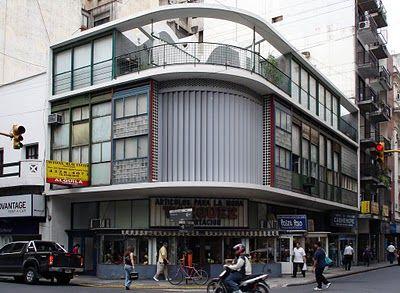 Edificio Suipacha y Paraguay Antonio Bonet