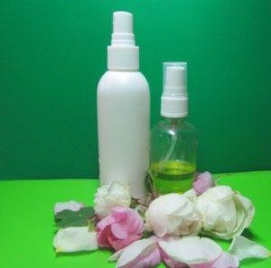 Лосьон из лепестков роз и лилий в домашних условиях