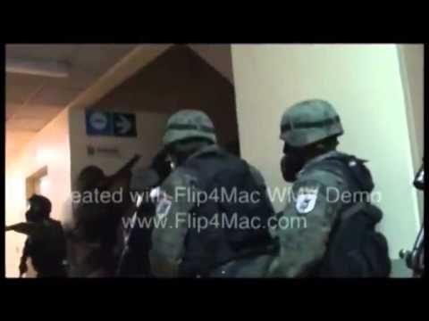 El 30-S Video Operación rescate de las FFAA al Presidente Rafael Correa