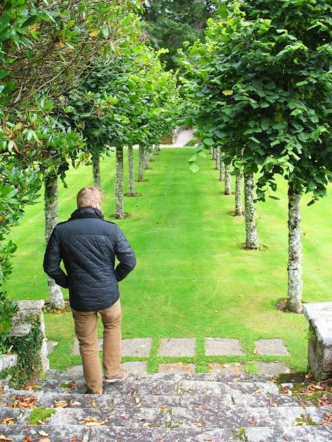 Relais & Chateaux - Gidleigh Park gardens UK #relaischateaux #garden