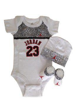 Gudang Sepatu - Nike Jordan Bayi Bayi Baru Lahir pakaian bayi 3 Pcs Set 0-6 Bulan dan Cellphone Anti-debu Plug | Pusat Sepatu Bayi Terbesar dan Terlengkap Se indonesia