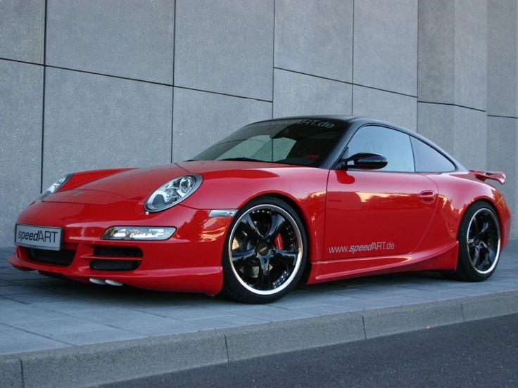 speedART Porsche 911 TTR 500 997 2006