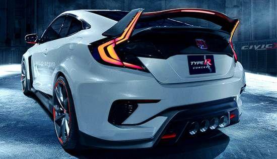 2018 honda civic type r rumors autounions first car. Black Bedroom Furniture Sets. Home Design Ideas