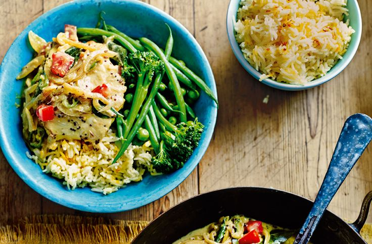 Try this Sri Lankan-style fish curry for an aromatic and fresh meal, bursting with flavour. For this recipe and much more inspiration for healthy and delicious dishes visit Tesco Real Food online today.