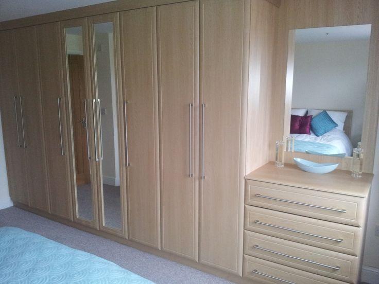 Euroline Montana Oak Bedroom