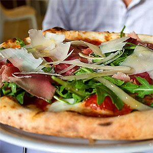 Lucio Pizzeria in Darlinghurst charms customers with traditional Italian cuisine served in modern