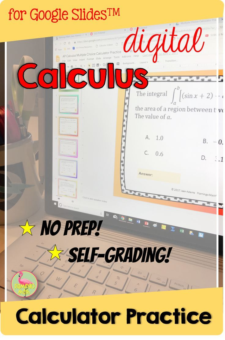 Digital Math Resources Are You In Need Of Some Rigorous Digital Calculus Practice Google Drive Or Google Classroom Ap Calculus Calculus Ap Calculus Ab [ 1110 x 736 Pixel ]