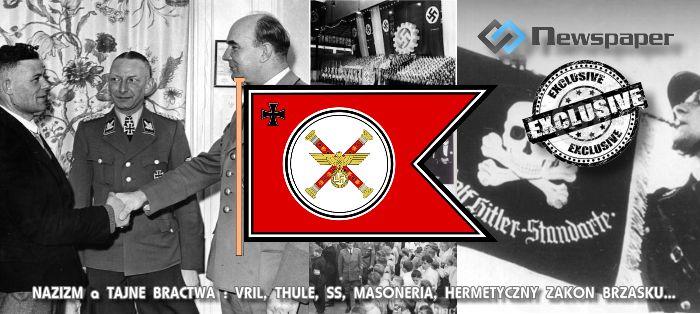 Okultyzm i Tajne Bractwa – struktura Nazizmu i NWO