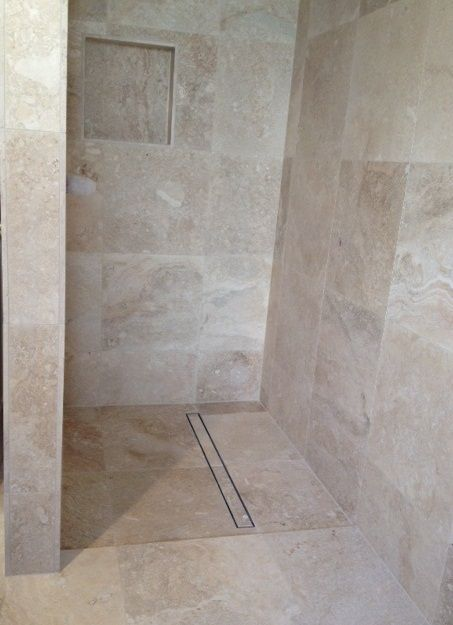 Floor & Wall: Country Travertine 457 x 457mm