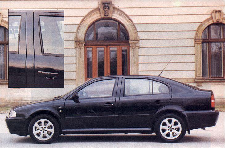 Skoda Octavia 4x4 L&K ABT (1996-2004)