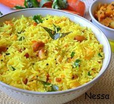 ρυζι με σταφυδες κ καρυ