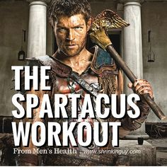 From Men's Health, this is a great workout. I've done it a couple of times now and it is challenging both from a strength and cardio perspective.