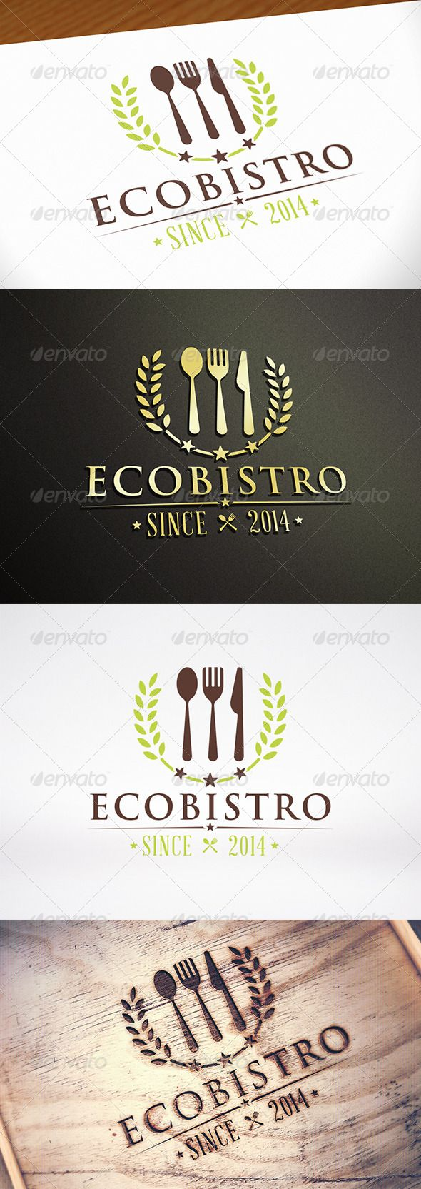 Natural Restaurant Logo Template 230 best Restaurant
