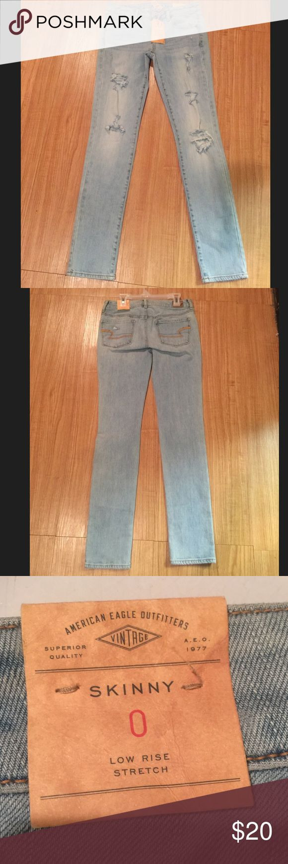 ameican eagle stretch  jeans new American Eagle Outfitters Jeans Skinny