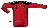adidas DFB Neuer Goalkeeping Jersey