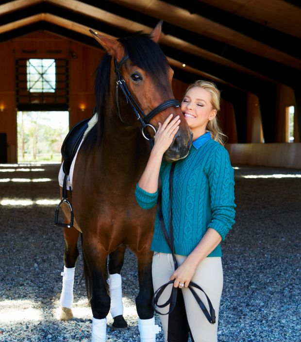 Katherine Heigl Good Housekeeping Interview - Katherine Heigl's Children - Good Housekeeping #heirloomfinds #equestrian #yearofthehorse