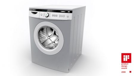 By collecting the raw user needs and running a user driven innovation process Attention created a washing machine with a simple user interface and a refined design.
