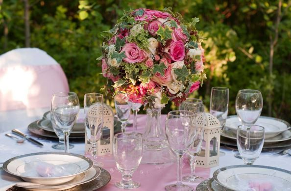 57 best sleeping beauty images on pinterest sleeping for Sleeping beauty wedding table
