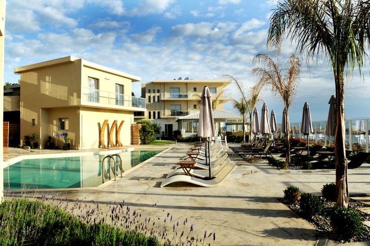 Sikyon Coast Hotel & Resort Pool Area