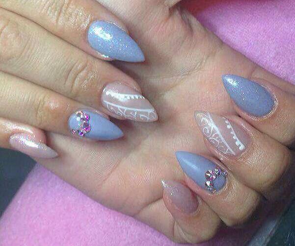 Nail art #nails #feelingpretty