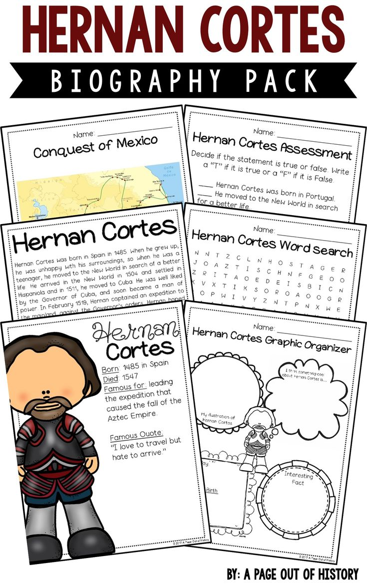 an introduction to the life of hernan cortes An introduction to the life of hernand cortes, the spanish explorer who discovered baja california and explored the pacific coast of mexico, but who is best remembered for conquering the.