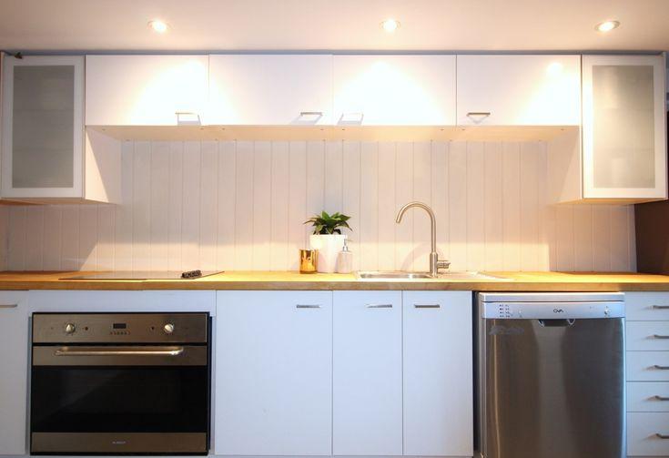 A kitchen splashback in our VJ - just WOW