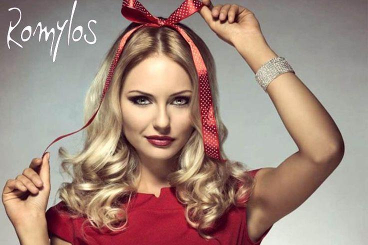 5 Hairstyles για Ρεβεγιόν από τα Κομμωτήρια Romylos - Κομμωτηριο Romylos - Αγια Παρασκευη, Αθηνα