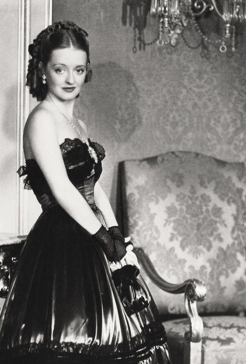 Bette Davis.  What a lady.