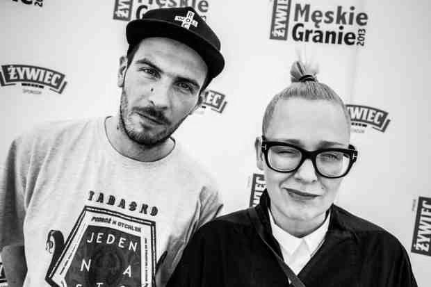 O.S.T.R. & Nosowska