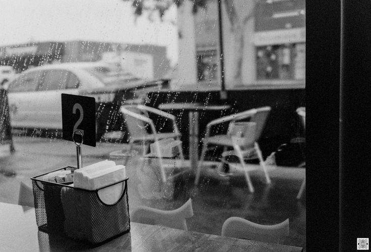 https://flic.kr/p/2584XwD | street | My Canberra - on film mainly somewhere in Belconnen, back in 2014  ... it's raining, it's better to stay indoor and have some good cup of coffee ...  Olympus XA, Kodak T-Max 100  www.pavelvrzala.com
