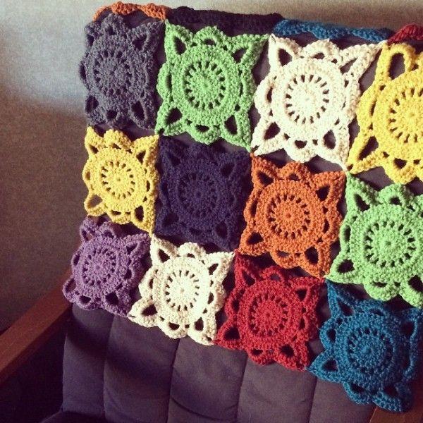 800 mejores im genes sobre crochet home decor en pinterest trapillo cojines de ganchillo y Crochet home decor on pinterest