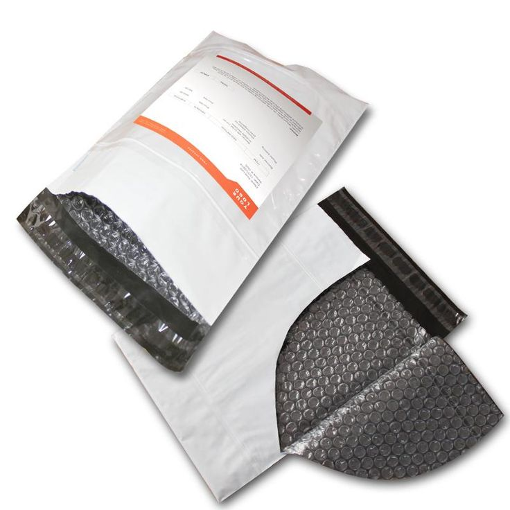Buy Tamper Proof Courier Bags With Bubble Wrap From Packing Supply at Lowest Price. Free Shipping on Qualified Order.