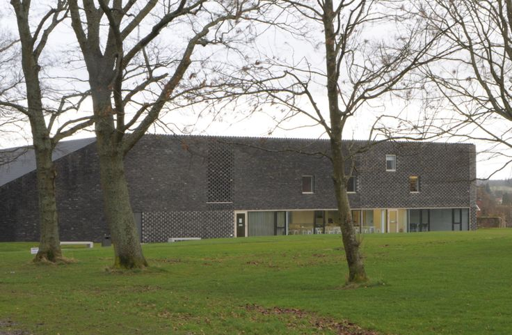 Reiach and Hall Architects · Battle of Bannockburn Visitor Centre · Divisare