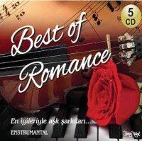 Best Of Romance - En İyileriyle Aşk Şarkıları (5 CD)