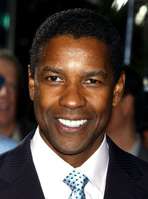 Denzel Washington... I only find him attractive in his bad guy movies.. Training Day, Safe House...