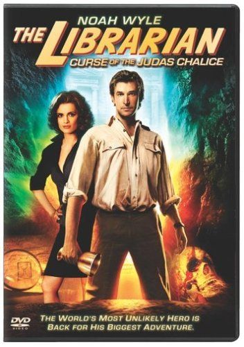 The Librarian: Curse of the Judas Chalice: Librarians, Tv Movies, Favorite Movies, Noah Late, Curse, Chalice 2008, Judas Chalice, Stana Katic