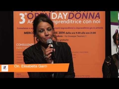 Camera di Commercio di Padova: Materiali Open Day Donna