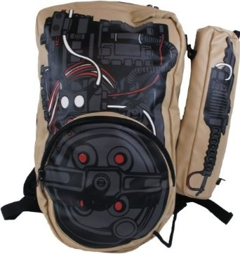 Otherwise, there's always a fully packed Ghost buster backpack we could consider!