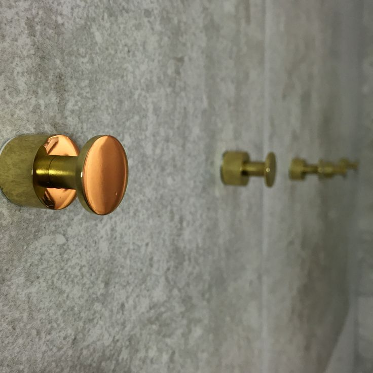 Wall knobs from Smedbo house