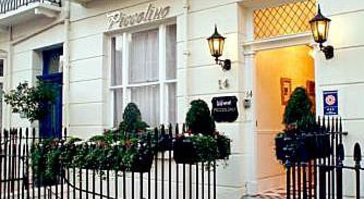 Piccolino Hotel London Situated between Paddington Station and Hyde Park, this charming hotel offers free Wi-Fi and a 24-hour front desk. Lancaster Gate Underground Station is just a 3-minute walk away.