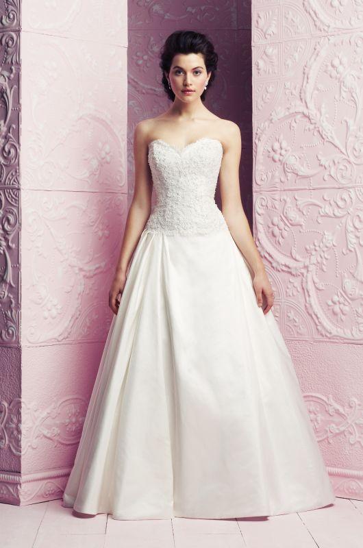 Gown 4257 Paloma Blanca Wedding Dress Ideas
