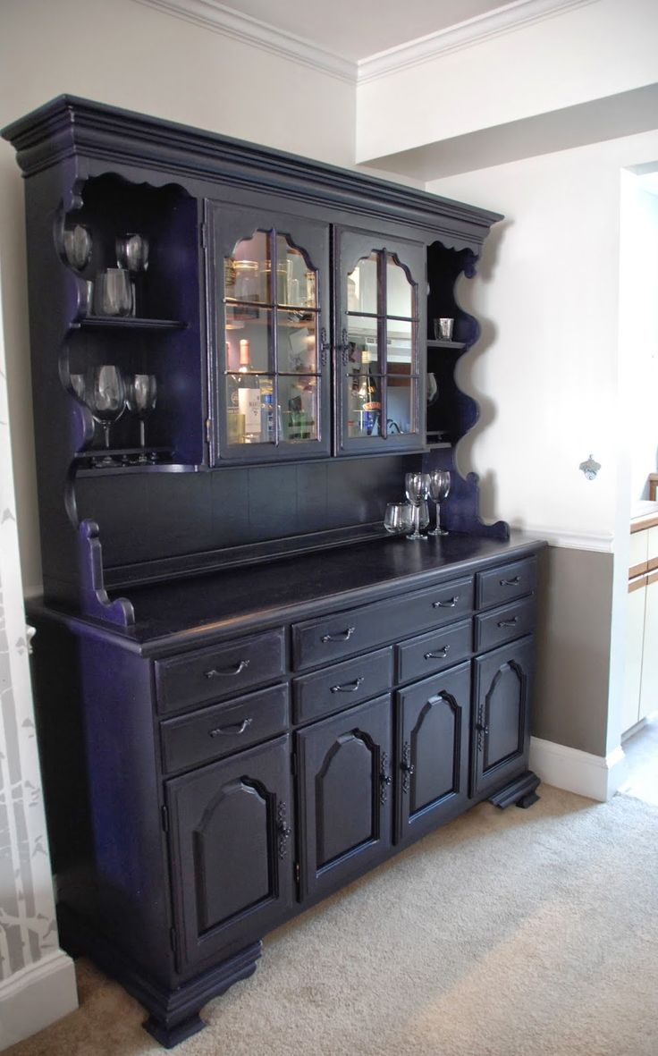 1000 Ideas About Black Chalk Paint On Pinterest Perry