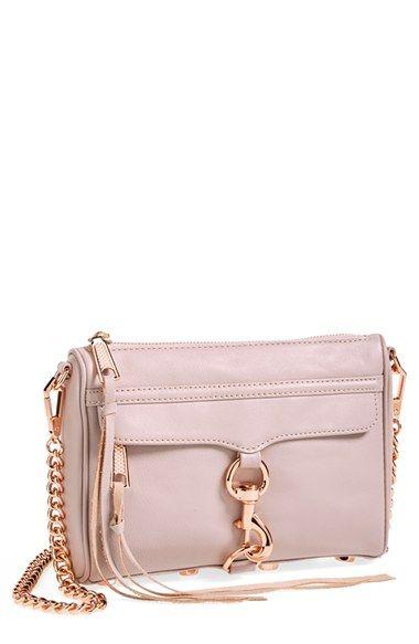 Rebecca Minkoff 'Mini M.A.C.' Crossbody Bag | Nordstrom- perfect for summer